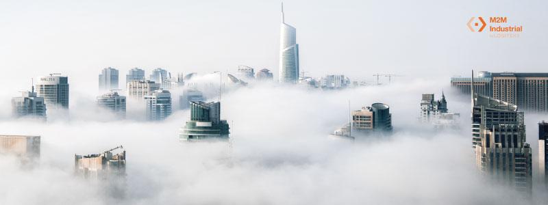 ¡Bajemos de la nube! Arquitecturas IIoT para entornos de infraestructuras.