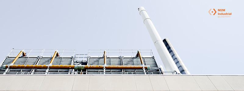 IIoT en planta industrial