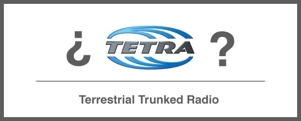 ¿Qué es TETRA?